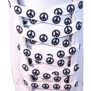 Lacci bianchi simbolo pace