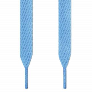 Lacci extra larghi azzurri