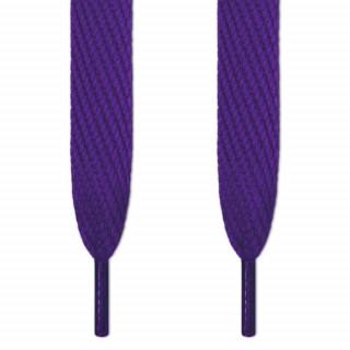 Lacci super larghi viola