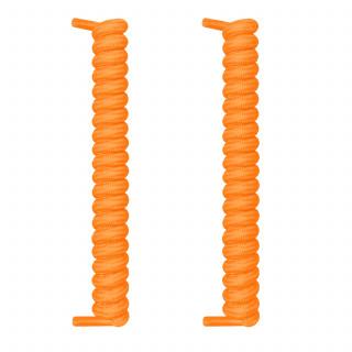 Lacci a spirale arancioni