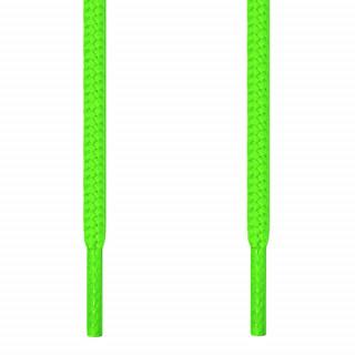 Lacci tondi verde fluo