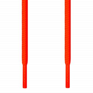 Lacci tondi arancione fluo