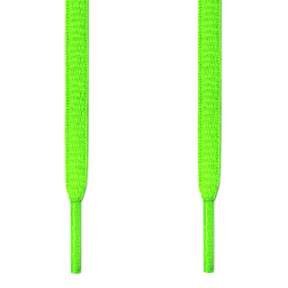 Lacci ovali verde fluo