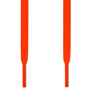 Lacci ovali arancione fluo