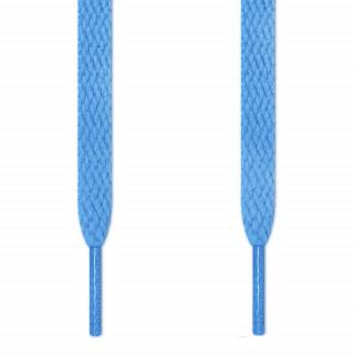 Lacci piatti azzurri