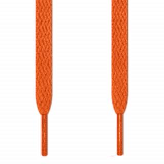 Lacci piatti arancioni
