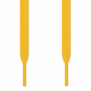 Lacci piatti gialli