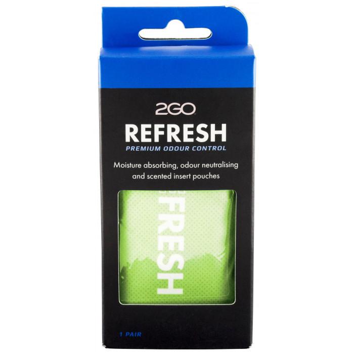 Refresh - Bustine deodoranti al carbone per i piedi