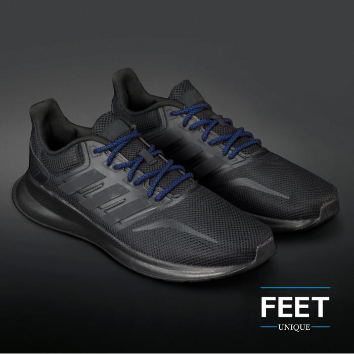 Adidas Yeezy - Lacci in Corda Blu e Nero