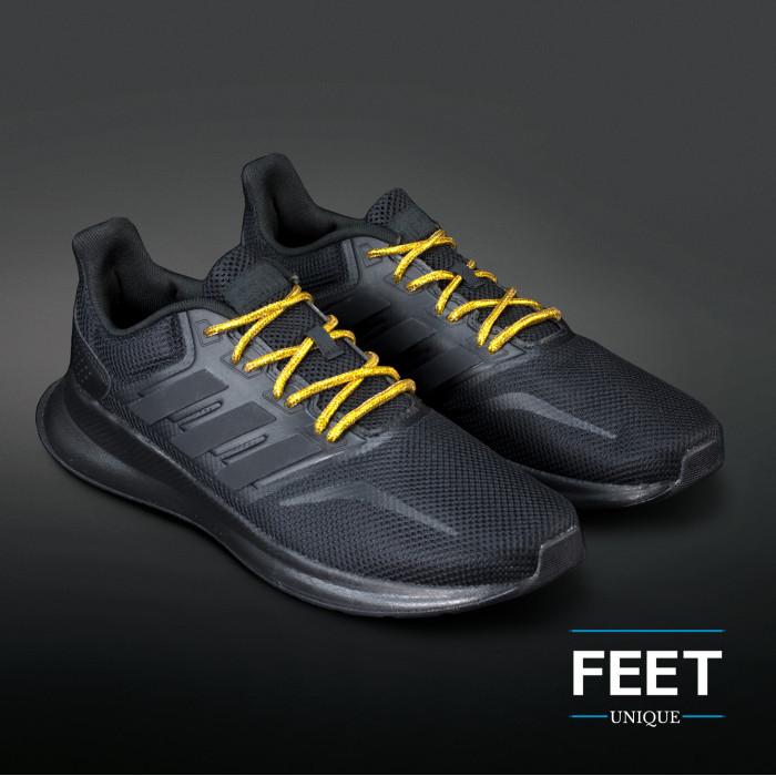 Adidas Yeezy - Lacci in Corda Oro