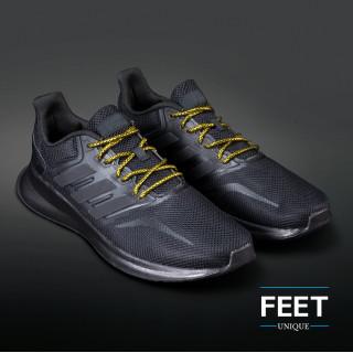 Adidas Yeezy - Lacci in Corda Oro e Nero