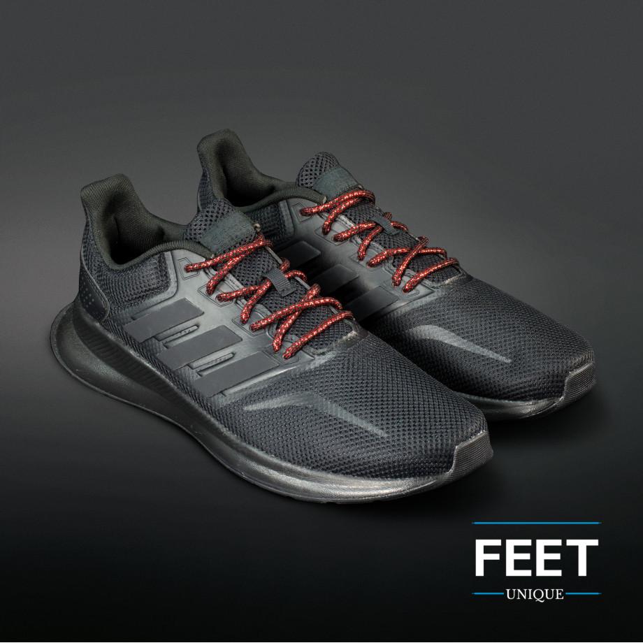 adidas yeezy nero e rosso