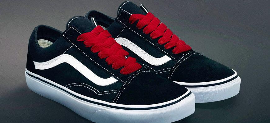 372ab2bfe1901 Acquista Nuovi Lacci Piatti per Sneakers ǀ Migliora il Tuo Stile Oggi